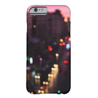 《写真》ぼけ味|ニューヨーク、ニューヨークの都市 BARELY THERE iPhone 6 ケース
