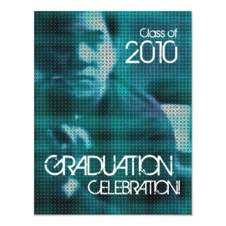 写真|挿入物|卒業|パーティ|1|招待 オリジナル案内状