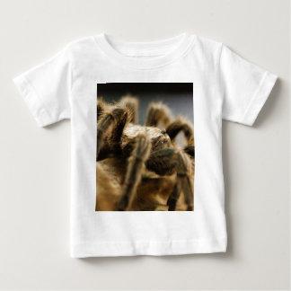 冥想的なくも-タランチュラの芸術のイメージ8 ベビーTシャツ