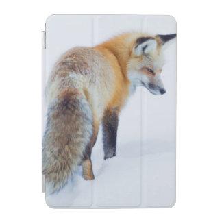 冬のアカギツネ iPad MINIカバー