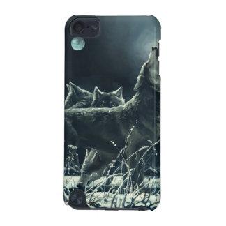 冬のオオカミのipod touch 5Gの場合 iPod Touch 5G ケース