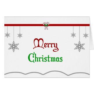 冬のクリスマス カード