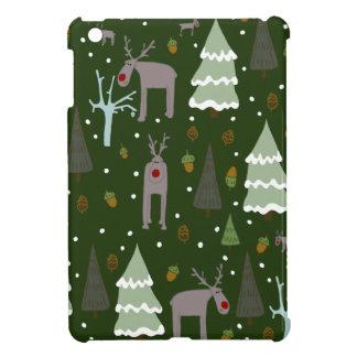 冬のトナカイ iPad MINI カバー