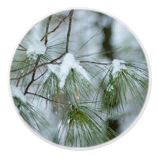 冬のマツノブ セラミックノブ
