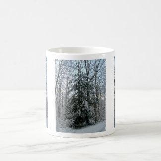 冬のマツマグ コーヒーマグカップ