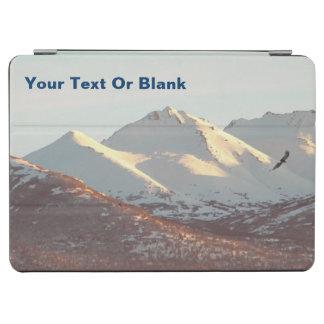 冬のワシ iPad AIR カバー
