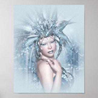 冬の女王ポスター ポスター