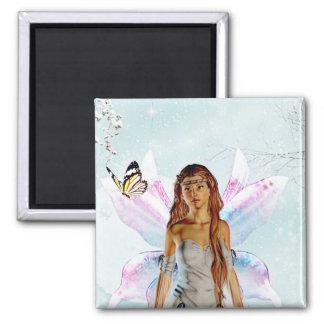 冬の妖精の女王の磁石 マグネット
