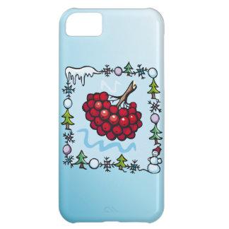 冬の季節 iPhone5Cケース