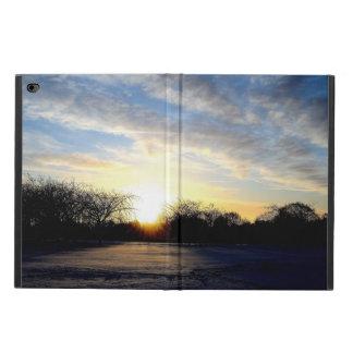 冬の日の出 POWIS iPad AIR 2 ケース