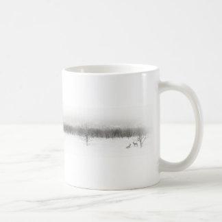 冬の景色 コーヒーマグカップ