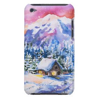 冬の景色 Case-Mate iPod TOUCH ケース