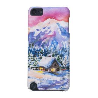 冬の景色 iPod TOUCH 5G ケース