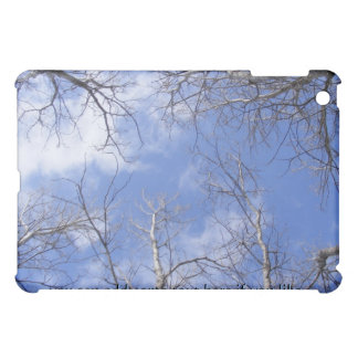 冬の木の写真iPadの場合 iPad Mini Case