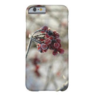冬の果実カバー BARELY THERE iPhone 6 ケース