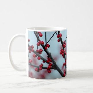 冬の果実 コーヒーマグカップ