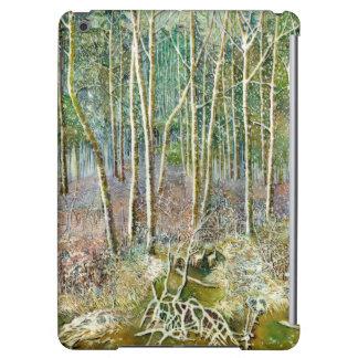 冬の森林 iPad AIRケース