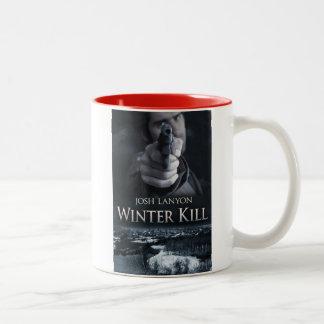 冬の殺害のマグ ツートーンマグカップ