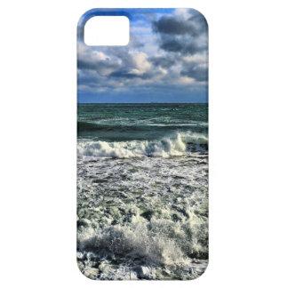 冬の海 iPhone SE/5/5s ケース