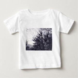 冬の空 ベビーTシャツ