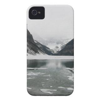 冬の端、Lake Louise Case-Mate iPhone 4 ケース