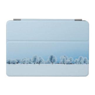 冬の農場 iPad MINIカバー
