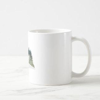 冬の道場面 コーヒーマグカップ