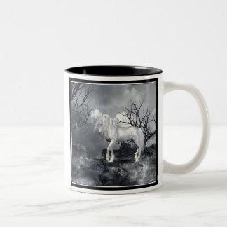 冬の驚異のマグ ツートーンマグカップ
