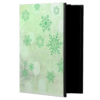 冬の《写真》ぼけ味の緑 POWIS iPad AIR 2 ケース