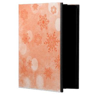 冬の《写真》ぼけ味の赤 POWIS iPad AIR 2 ケース