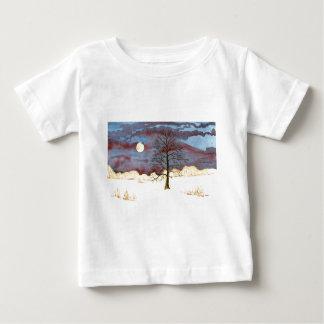 冬分野 ベビーTシャツ
