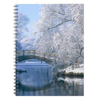 冬場面 ノートブック