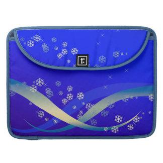 冬夜 MacBook PROスリーブ