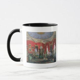 冬宮殿のインテリア マグカップ