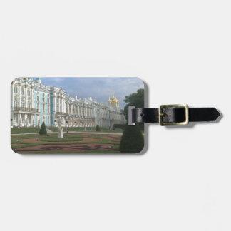 冬宮殿セント・ピーターズバーグ、ロシア ラゲッジタグ