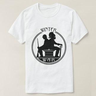 冬戦争43 ASLのワイシャツ Tシャツ