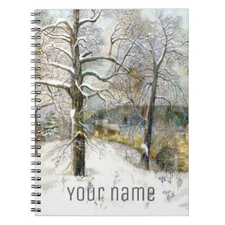 冬橋 ノートブック