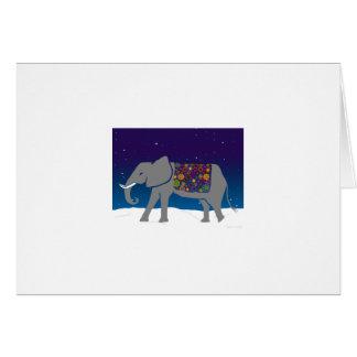 冬象の寄付は感謝していしています… -カスタマイズ カード