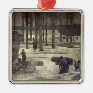 冬1889-93年 メタルオーナメント