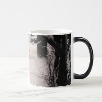 冬 マジックマグカップ