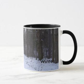 冬-季節のコレクション マグカップ