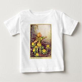 冬Aconiteの妖精 ベビーTシャツ