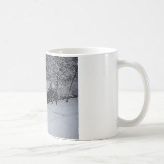冬Creekside コーヒーマグカップ