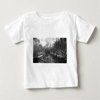 冬Dam.jpg ベビーTシャツ