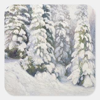 冬Tale 1913年 スクエアシール