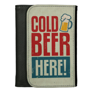 冷えたビール ウォレット