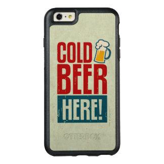 冷えたビール オッターボックスiPhone 6/6S PLUSケース