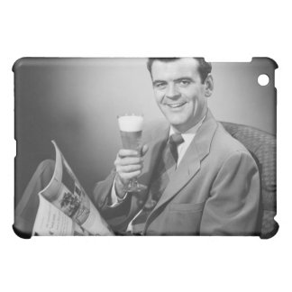 冷えたビール iPad MINI カバー