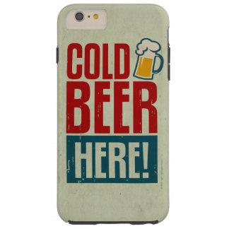冷えたビール TOUGH iPhone 6 PLUS ケース