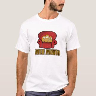 冷え-カウチ・ポテト族 Tシャツ